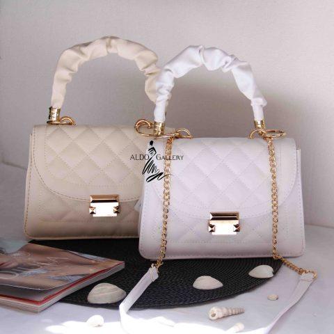 کیف دخترانه دسته چروک